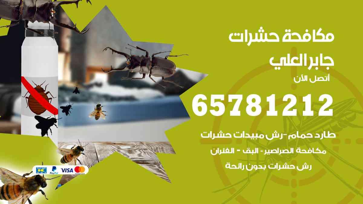 شركات مكافحة حشرات جابر العلي