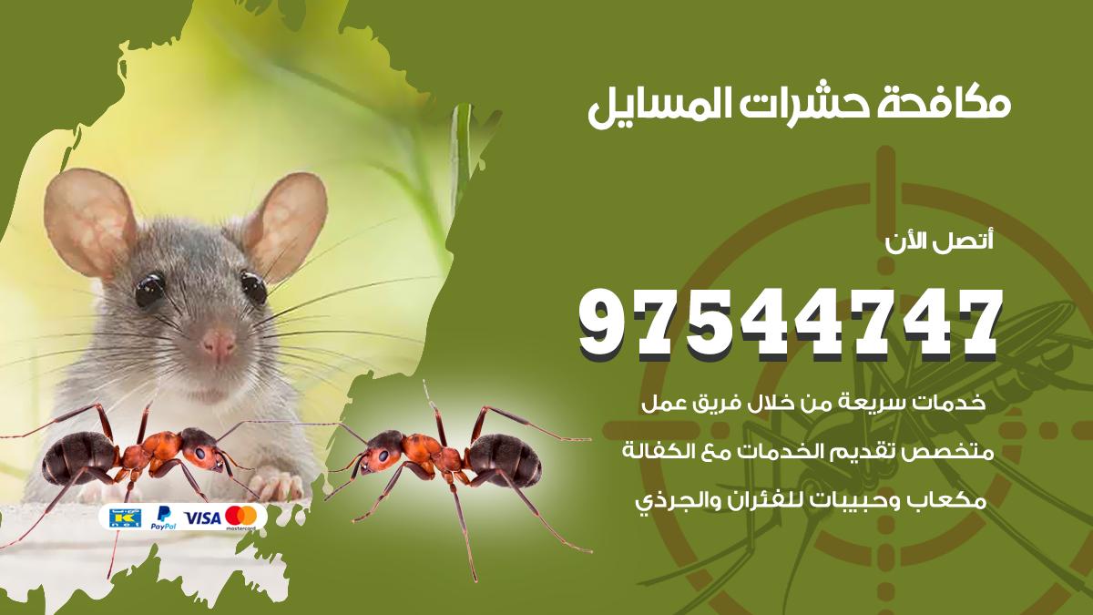 مكافحة حشرات وقوارض المسايل